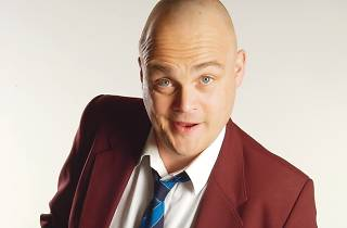 Al Murray – Work-in-Progress