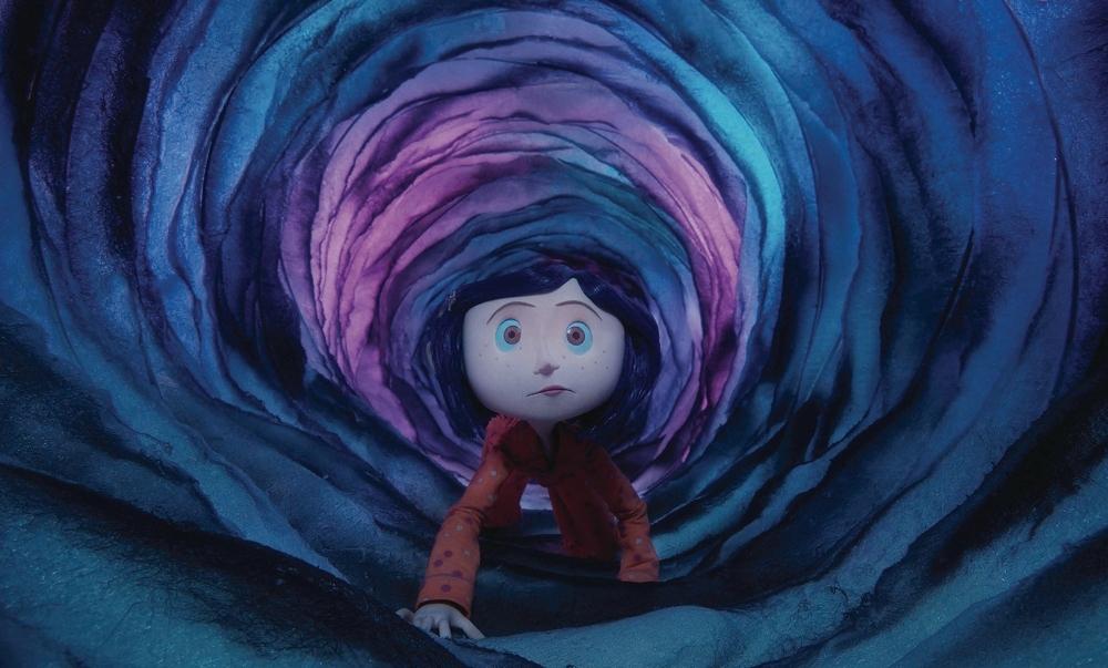 July 9, Coraline