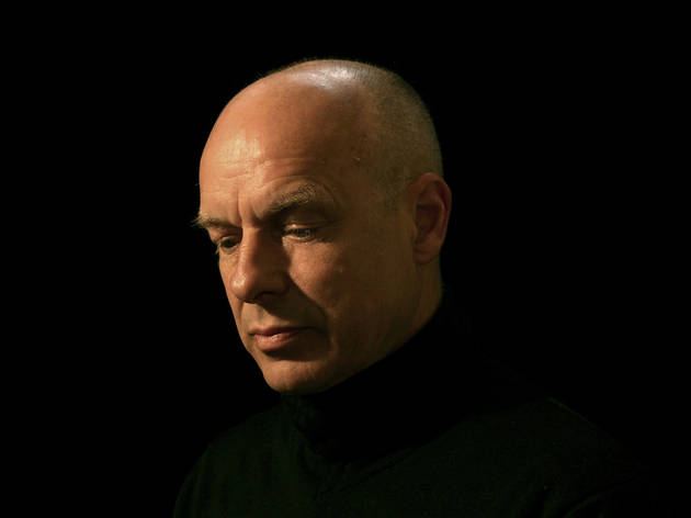 Andrew Carnegie Lecture Series: Brian Eno