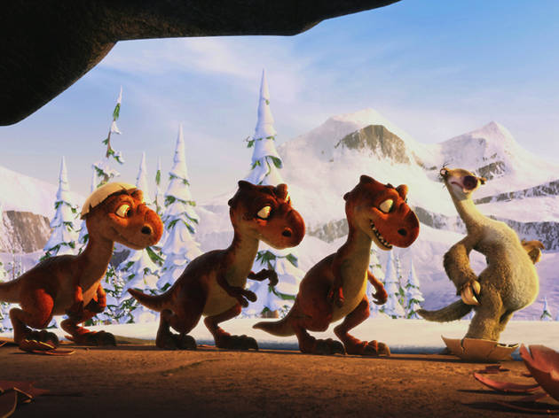 Ice Age 3 Dawn Of The Dinosaurs 2009 Directed By Mike Thurmeier And Carlos Saldanha Film Review