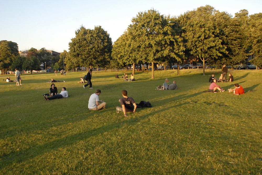 Explore: Clapham Common