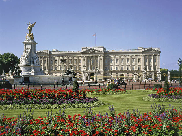 The best hotels near Buckingham Palace