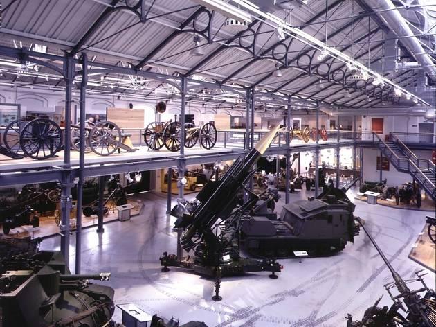 Firepower: Royal Artillery Museum