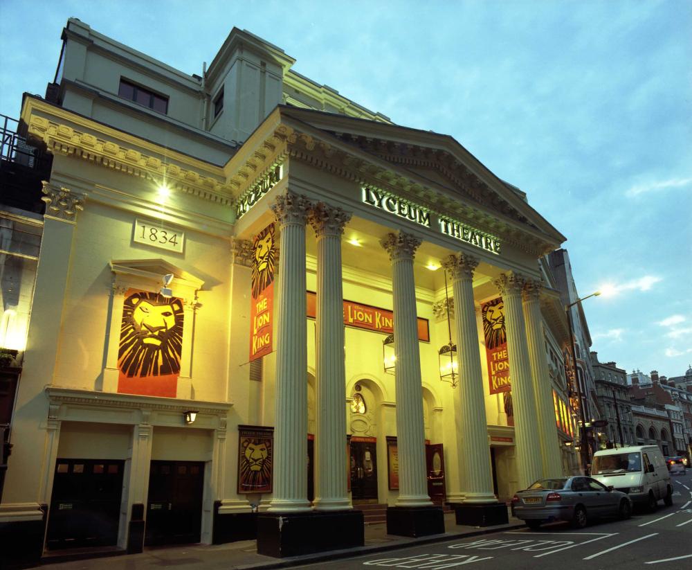 West End theatre venues