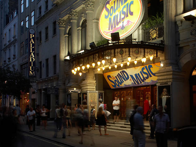 West End theatre shows