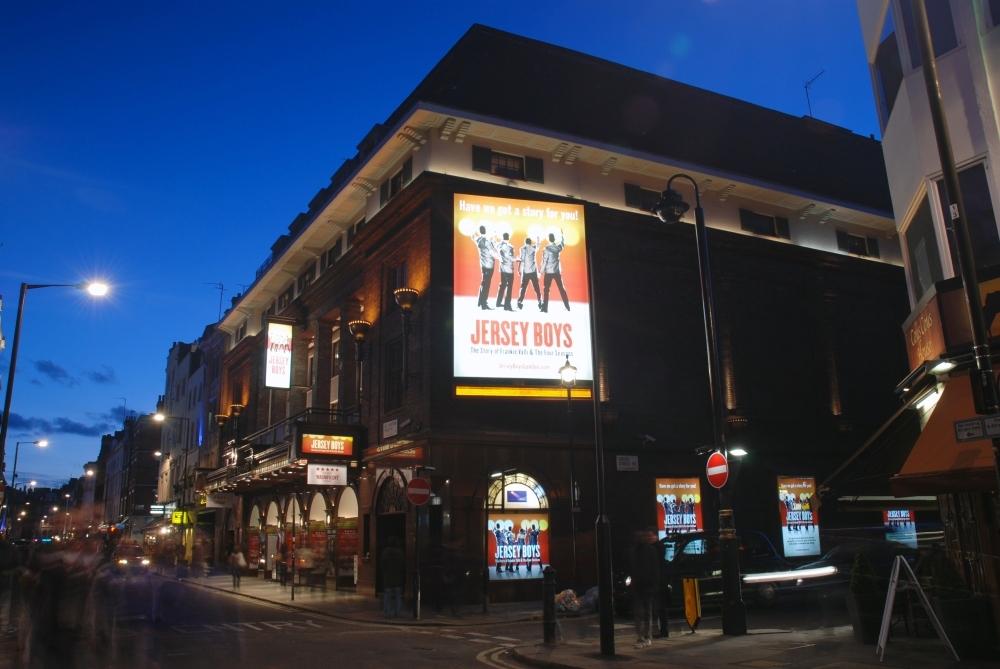 Prince Edward Theatre