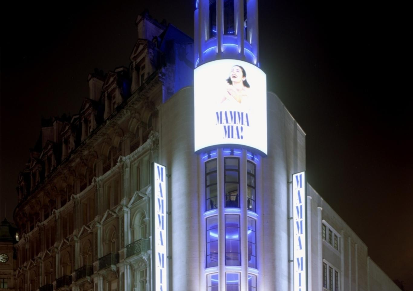 Information about the Prince of Wales Theatre