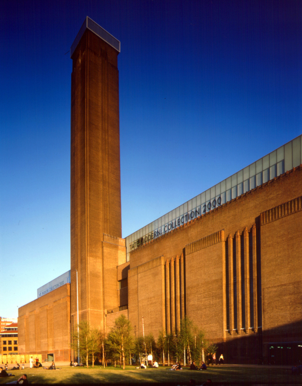 Get lost in Tate Modern