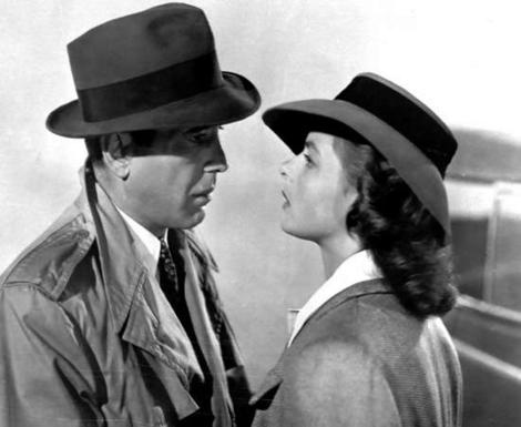 How romantic! This summer you can watch 'Casablanca' while sailing down the Thames after sunset