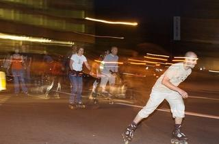 London Friday Night Skate