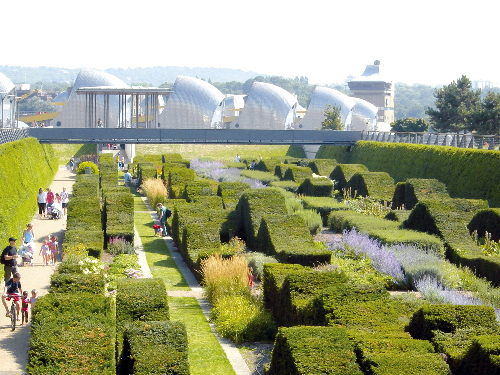 Thames Barrier Park | Things to do in Silvertown,