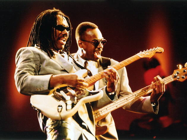 Lovebox presents Nile Rodgers and Chic at The Forum