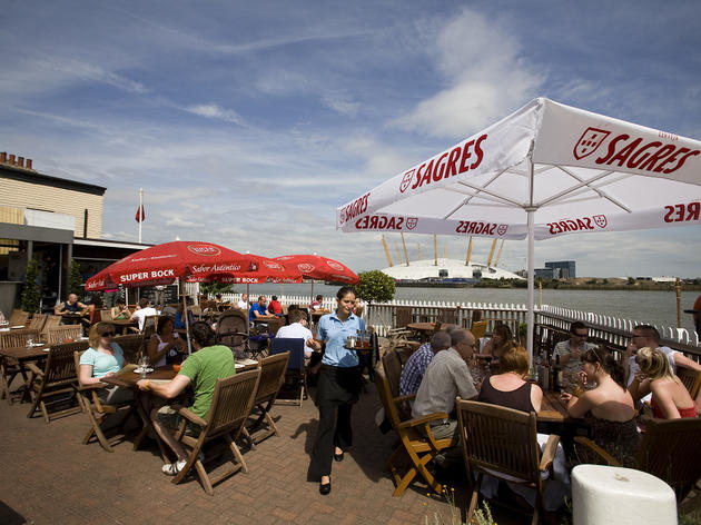 London's best riverside restaurants