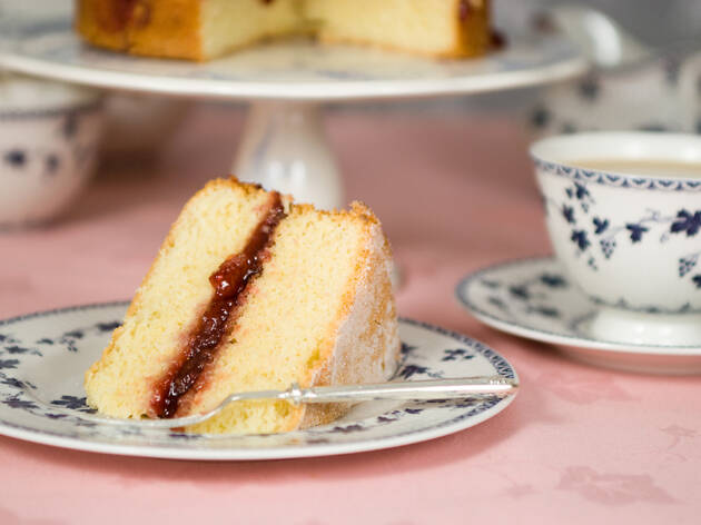 History of Victorian Cakes