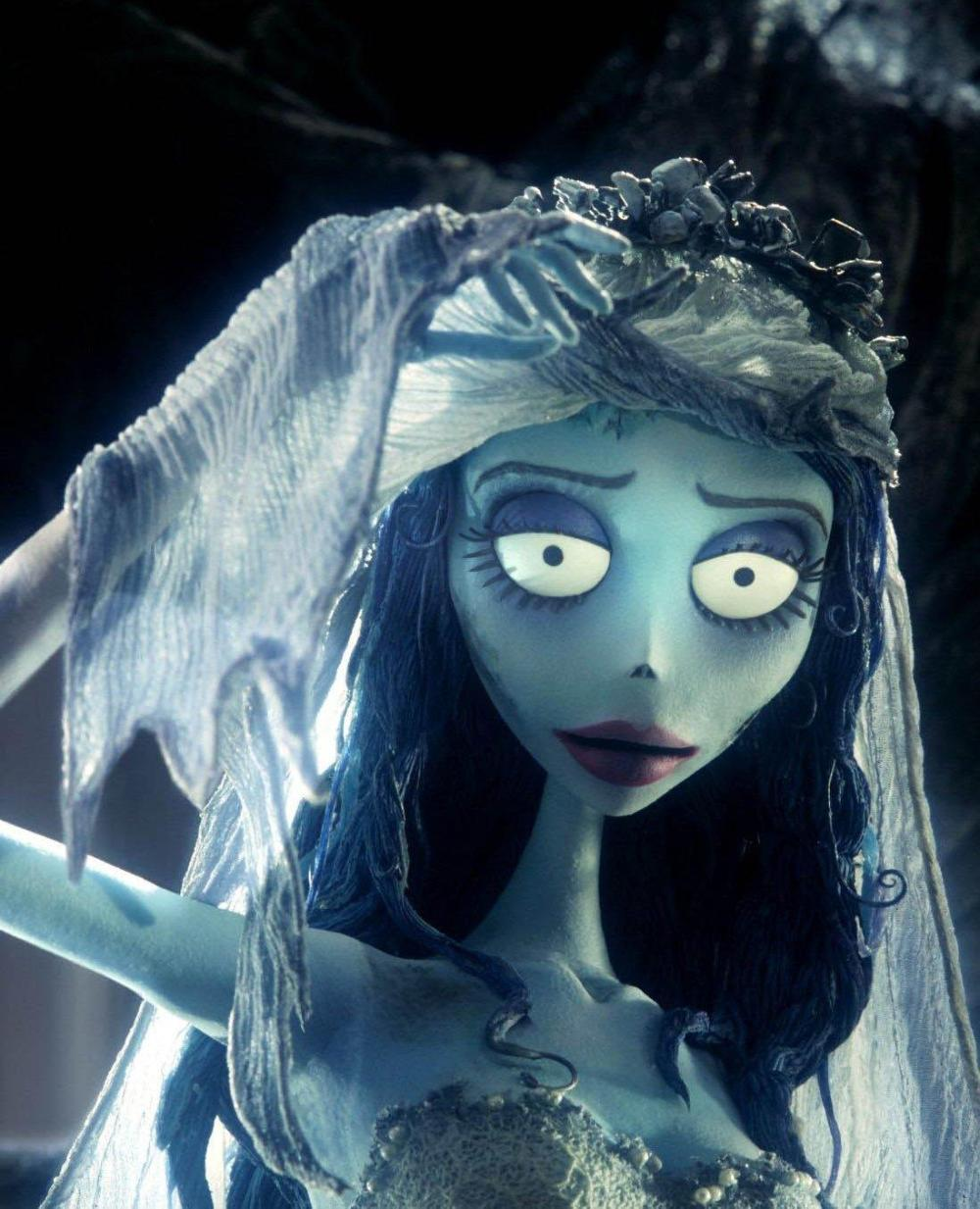 Tim Burton S Corpse Bride 2005 Directed By Mike Johnson