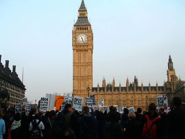 Anti-War Mass Assembly