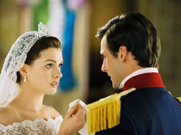 The Princess Diaries 2: the Royal Engagement