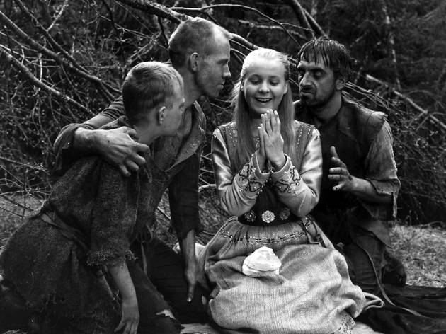 The Virgin Spring 1959, directed by Ingmar Bergman | Film review