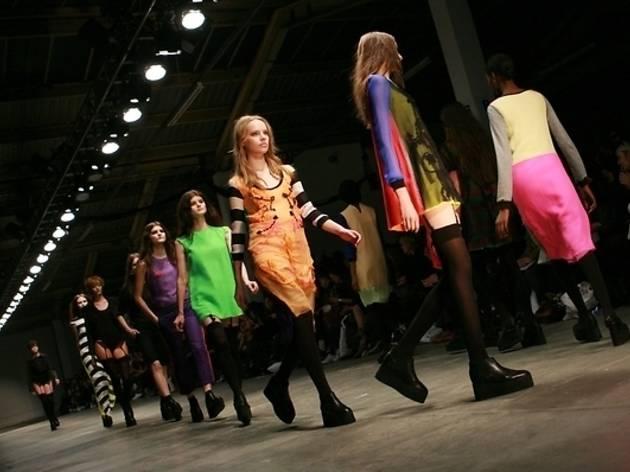 London Fashion Week Spring/Summer 2013