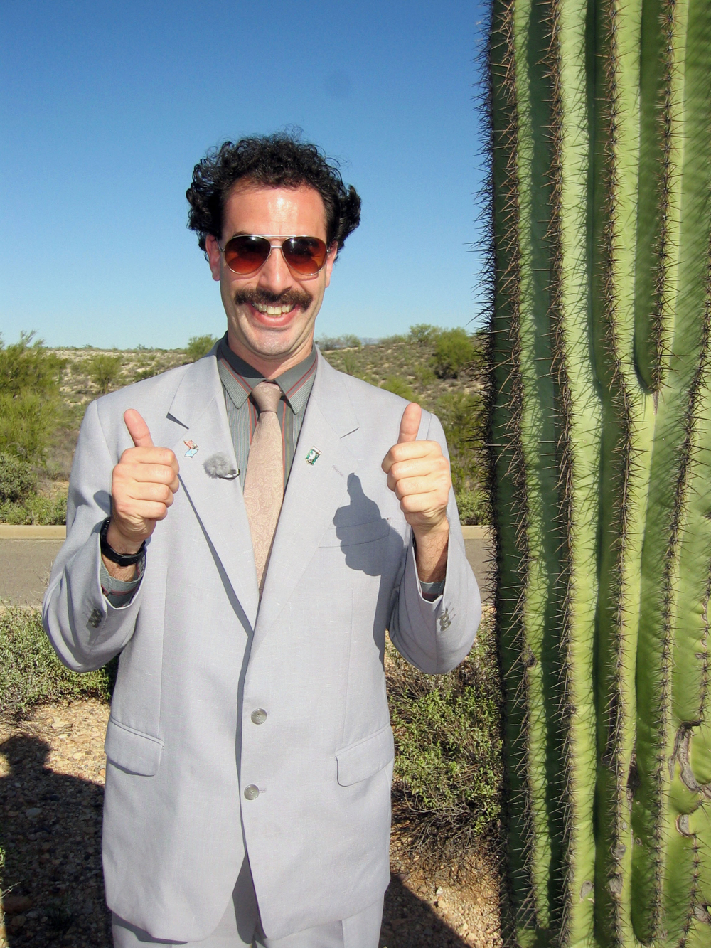 Borat Cultural Learnings Of America For Make Benefit Glorious Nation Of Kazakhstan 2006 Directed By Larry Charles Film Review