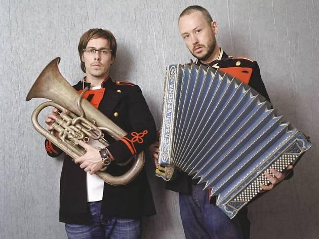 Basement Jaxx/Metropole Orkest