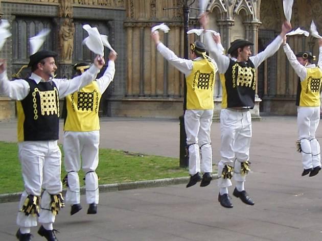 Westminster Morris Mens' Day of Dance