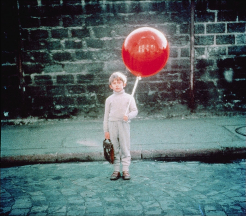 The Red Balloon (Albert Lamorisse, 1956)