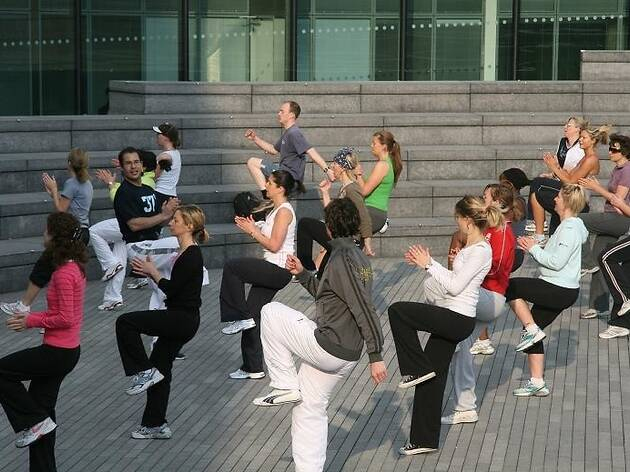 Get Fit for Free 2011