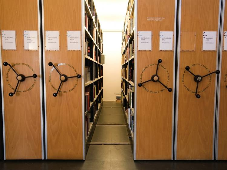 The Poetry Library