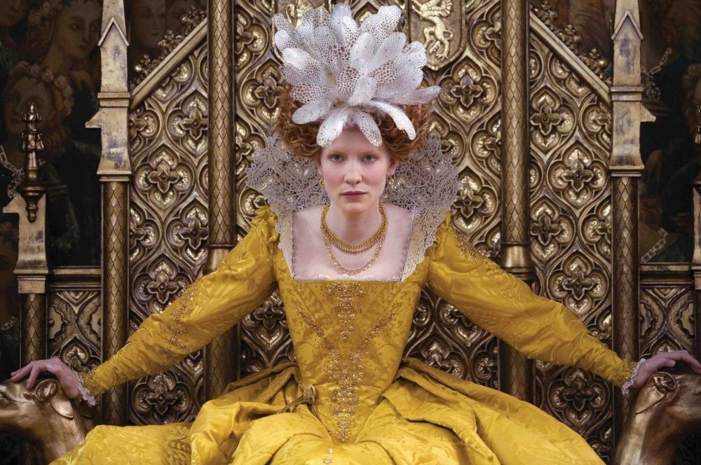 Elizabeth: The Golden Age 2007, directed by Shekhar Kapur | Film review