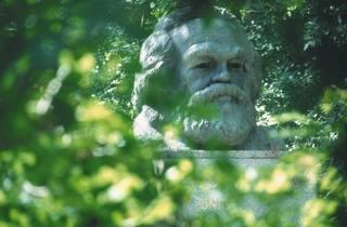 (The tomb of Karl Marx © Rob Greig/ Time Out)