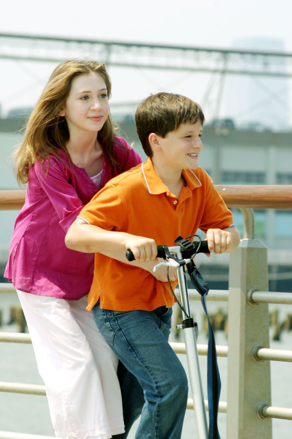 Little Manhattan 2006, directed by Mark Levin | Film review