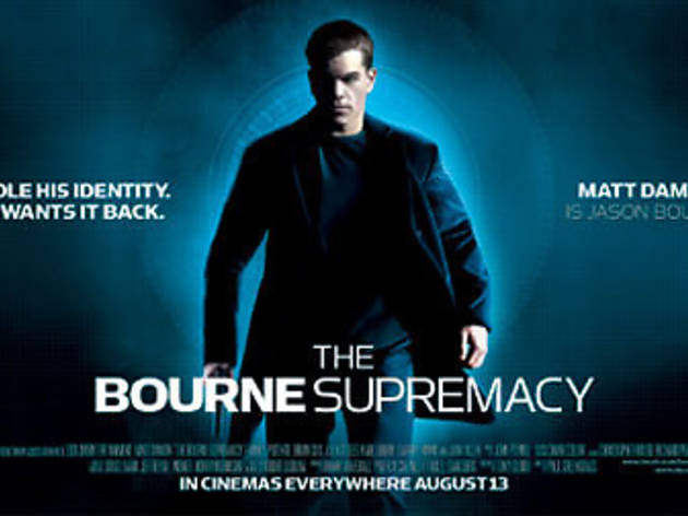219ce324c The Bourne Supremacy (2004), directed by Paul Greengrass | Film review