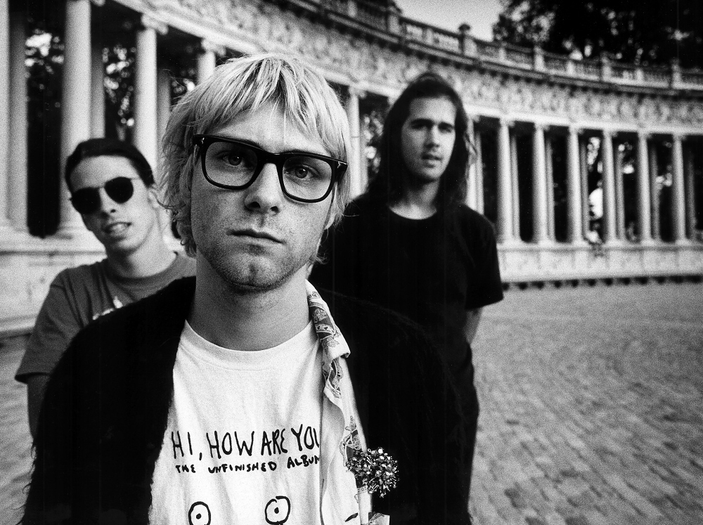 'Smells Like Teen Spirit' – Nirvana