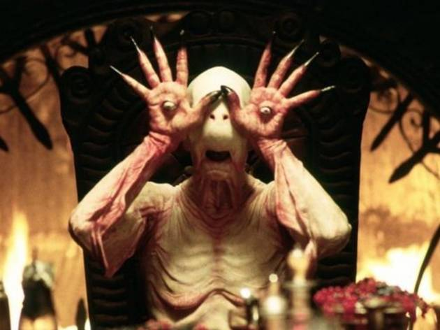 Lexi Cinema Presents the Nomad: Pan's Labyrinth