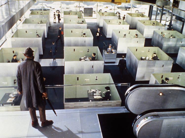Playtime (1967) de Jacques Tati