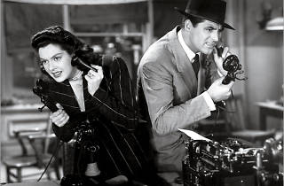 The 25 best feelgood movies on Netflix: His girl Friday