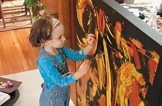 My Kid Could Paint That