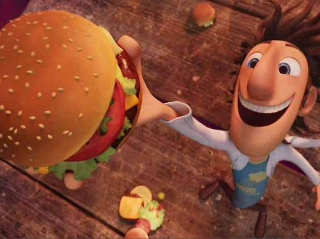 the 25 best feelgood movies on netflix: Cloudy With A Chance of Meatballs
