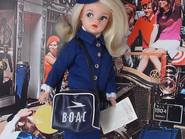 (Sindy in the Sixties © V&A Museum of Childhood)