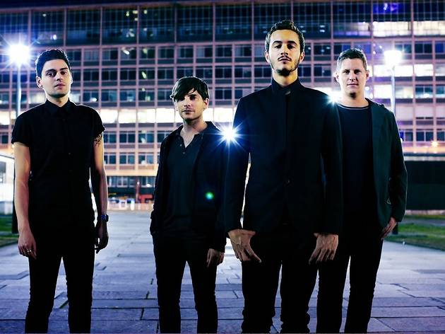 Editors + The Courteeners + The Temper Trap + Lucy Rose + Theme Park