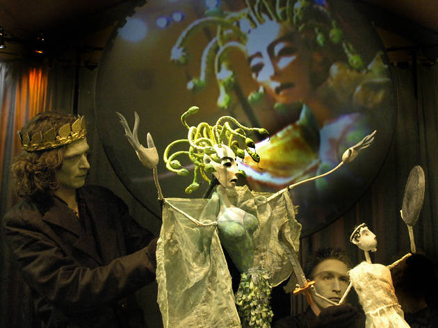 Perseus and the Gorgon's Head by PuppetCraft.jpg