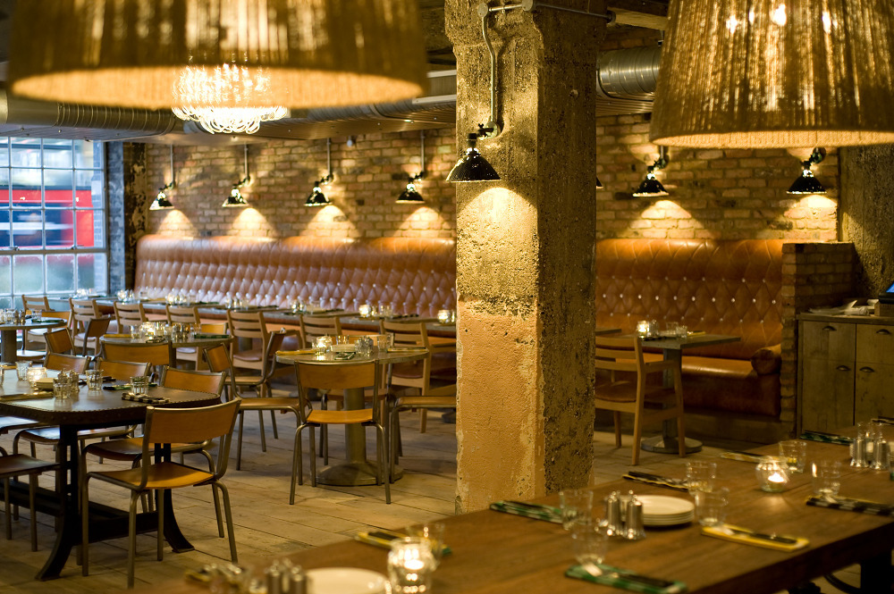 Shoreditch restaurants restaurants in shoreditch for Shoreditch interior design