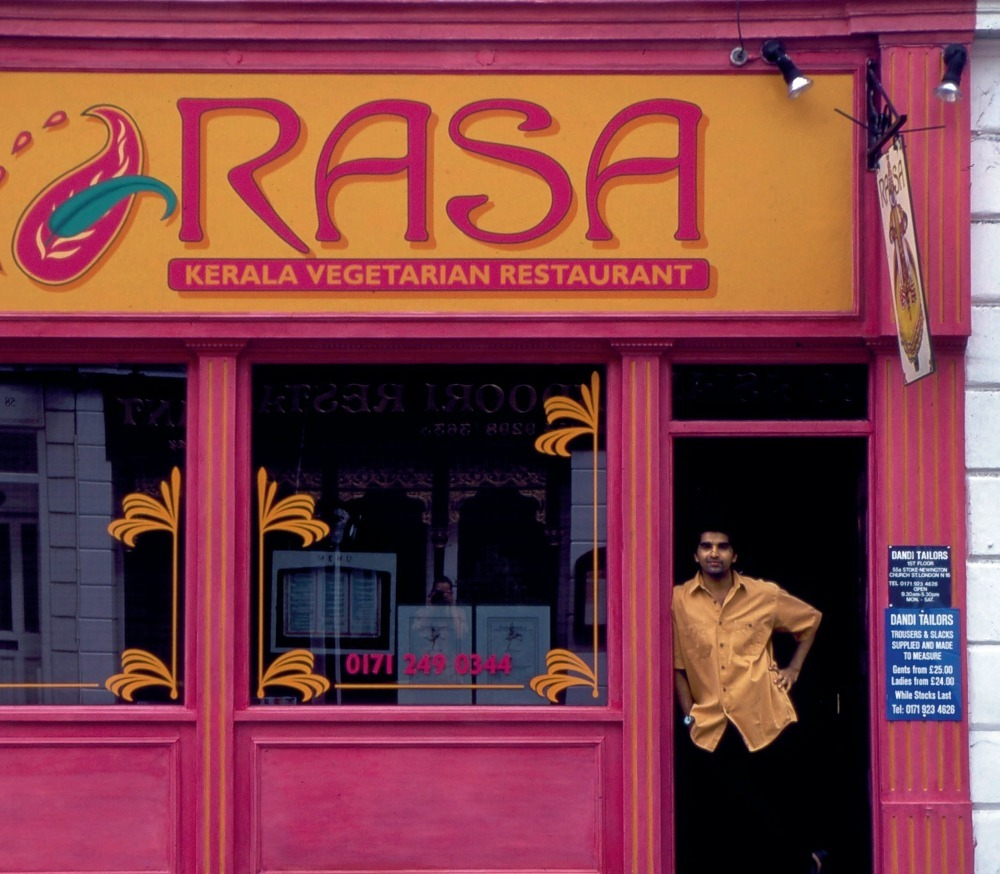 14 of the best vegetarian restaurants in london - time out london