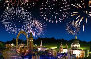 Legoland Fireworks 2013