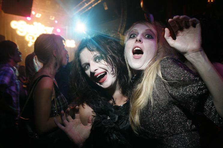 Scarily good Halloween parties