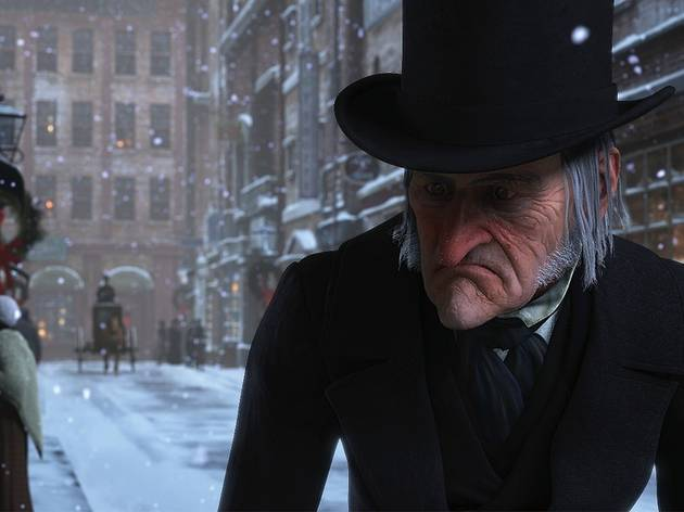 Christmas Carol Scrooge.Seven Places In London Linked To A Christmas Carol