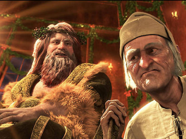 A Christmas Carol 2009 Directed By Robert Zemeckis Film Review