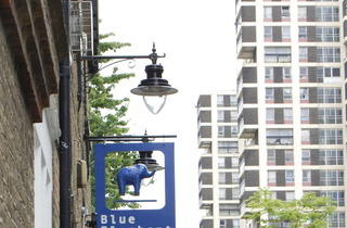 Blue Elephant Theatre