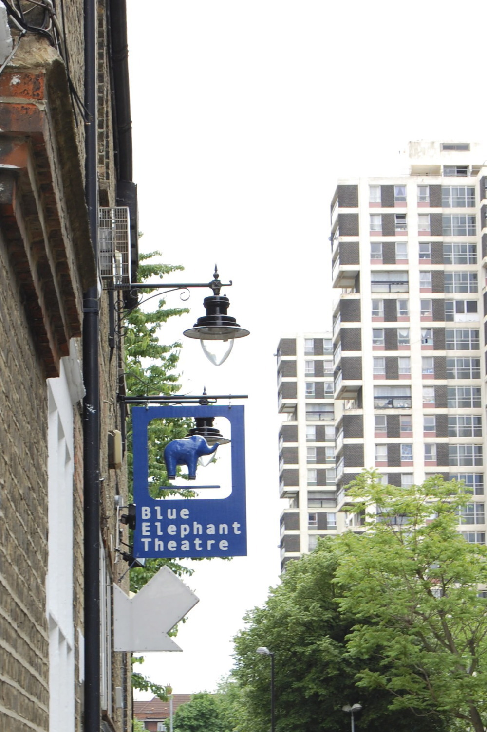 Blue Elephant Theatre